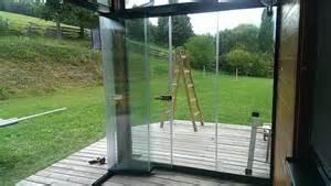 wintergarten aus glas ati rollladen winterg 228 rten schiebet 252 r aus glas