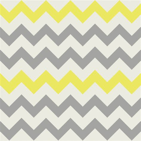 yellow grey yellow grey chevron fabric bluenini spoonflower