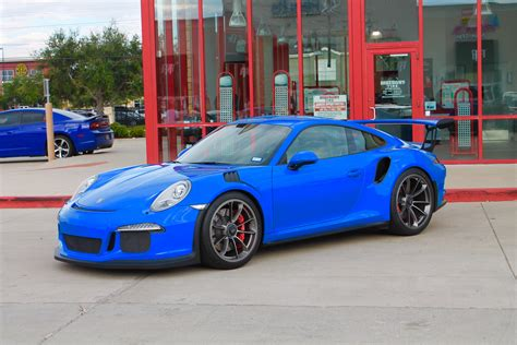 porsche voodoo blue 2016 gt3 rs in voodoo blue rennlist porsche discussion