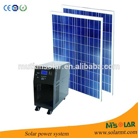 home solar power station 5kw 6kw 8kw 10kw home solar power station mini solar power