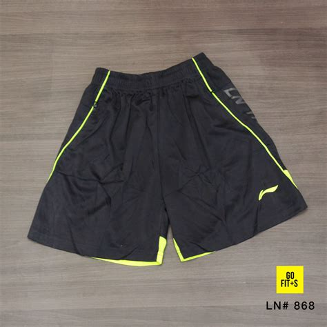 Celana Pendek Bola Fitnes 8 lining lotto celana pendek running fitness futsal 868 elevenia