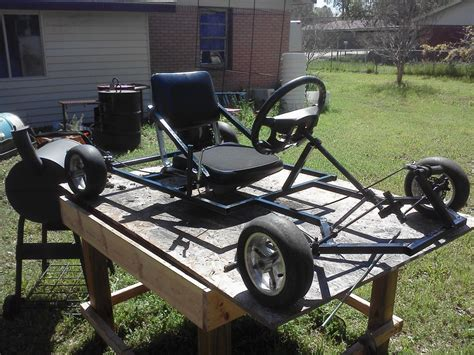 A Frame House Kits Cost by Homemade Go Kart