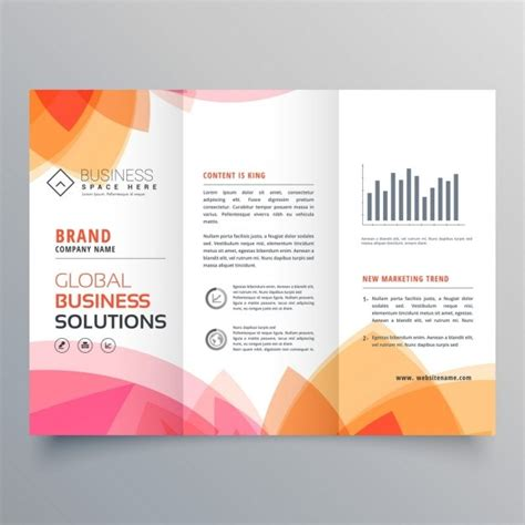 differences   brochure   pamphlet examples