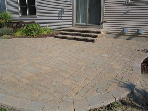 Cheap Pavers For Patio Brick Pavers Canton Plymouth Northville Arbor Patio Patios Repair Sealing