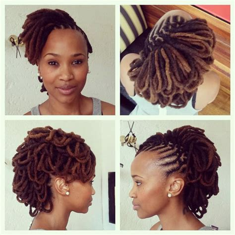 pictures of hairstyles for locks claire mawisa s natural hair don t care people magazine