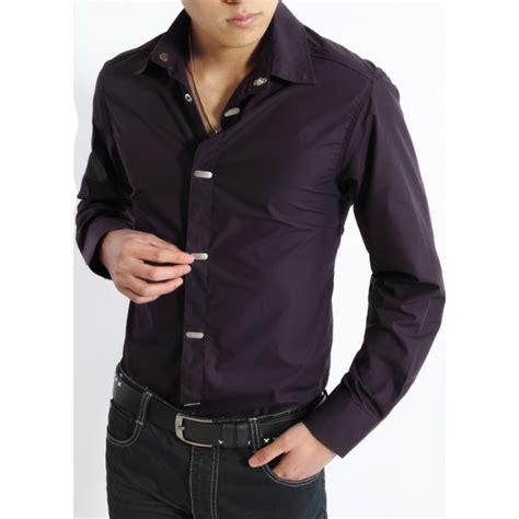 Kemeja Fashion Pria Nyaman Dipakai kemeja kantor pria kp043 pfp store