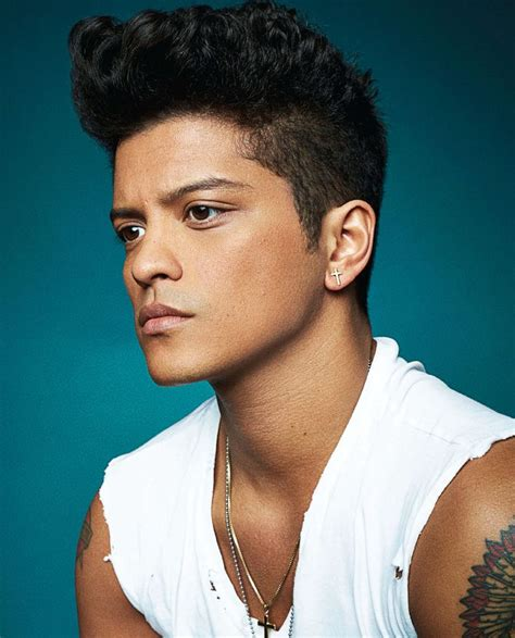 square head hairstyles best 36 bruno mars style images on pinterest celebrities