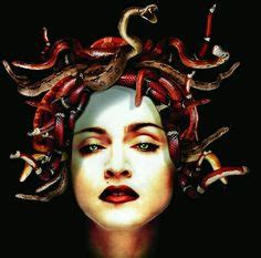 From Madonna Cursed medusa before she was cursed sources compression kills