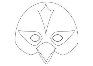 printable parrot template 8 best images of printable bird mask printable bird mask