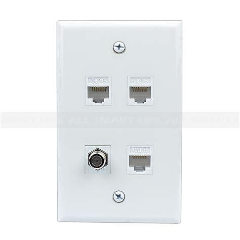 stunning ethernet wall plate coupler gallery images for