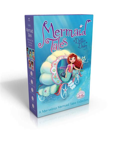 Books Vs Looks Mermaid Tales debbie dadey official publisher page simon schuster