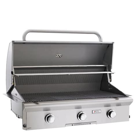 Outdoor Grill Lighting American Outdoor Grill 36 Quot Built In Grill With Interior Lights S Gas