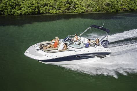 2007 hurricane deck boat sd 2200 dc ob sundeck hurricane deck boats