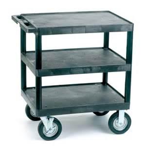 heavy duty plastic shelving ref vgi735l heavy duty plastic shelf trolley with 3 flat