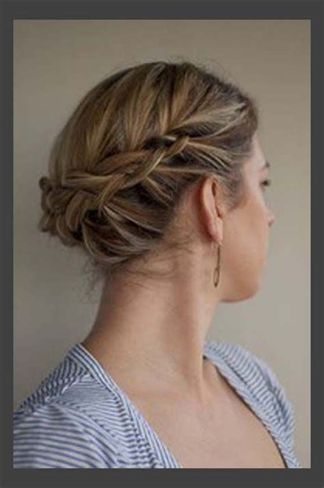 do it yourself hairstyles for fine hair updos for medium length hair your fairy godmother