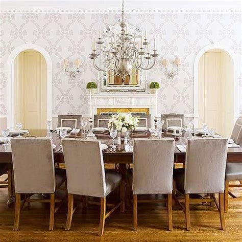 Dining Room Wallpaper by Refresh Your Home Tip 9 Add Wallpaper English