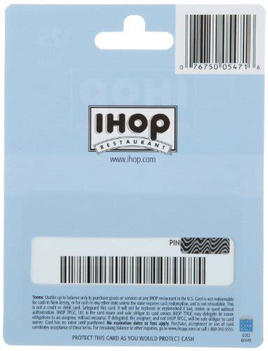 Ihop Gift Cards - ihop gift card 25 shop giftcards