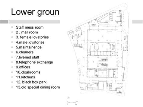 Design A Kitchen Floor Plan by Richard Rogers Lloyds London