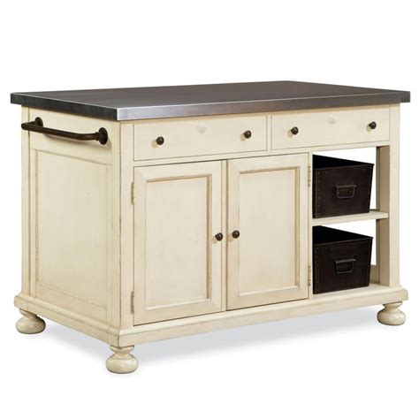 paula deen kitchen island river house kitchen island by paula deen by universal