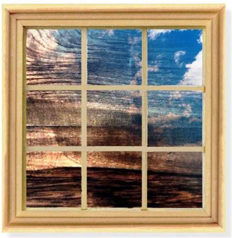 Kaca Cermin Tembus Pandang kayu yang bisa tembus pandang seperti kaca transparan