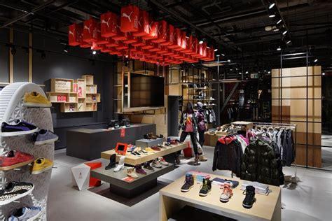 sport shoe shops 187 retail design