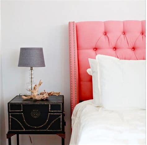 pink quilted headboard 1000 ideas about pink headboard on pinterest girls