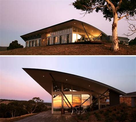 modern country home della torre house under cover modern architecture