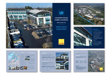 land layout brochure graphic design company based in bristolhammerheaddesign co uk