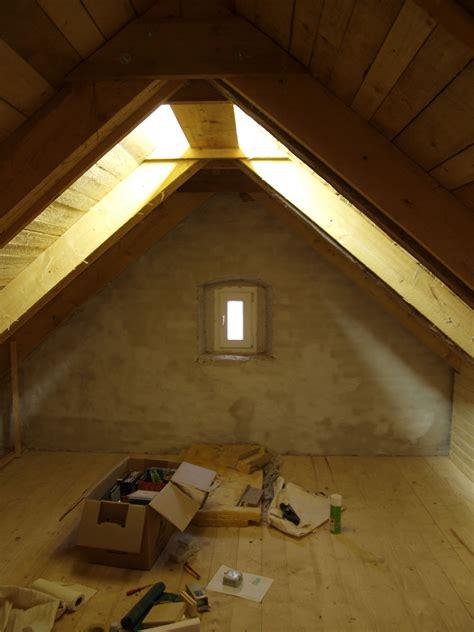 dachboden www dasgranithaus de - Beleuchtung Dachboden
