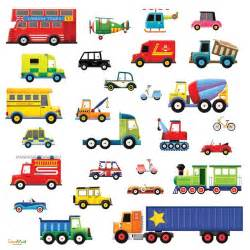 kinderzimmer auto wandsticker kinderzimmer autos wandaufkleber de