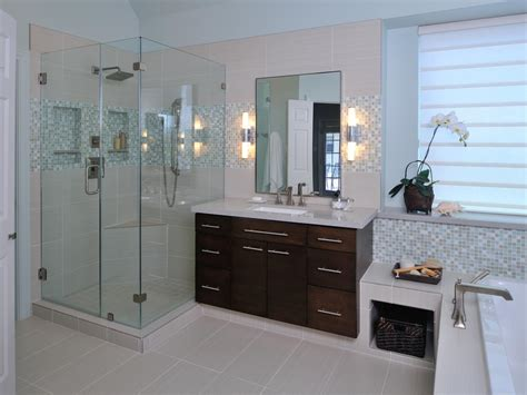 bathroom redesign making space with a contemporary bath remodel carla