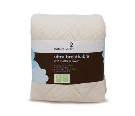 fitted crib mattress pad ultra breathable crib mattress cover healthy child