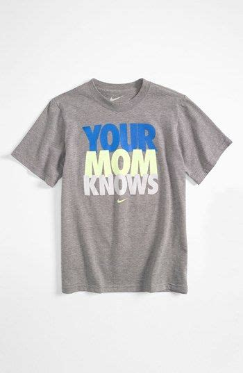 Tshirt T Shirt Nike Jbj nike your knows t shirt big boys available at