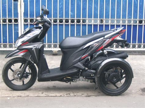 Kruk As Honda Vario Techno 125 Original oracle modification concept honda vario techno 125 roda