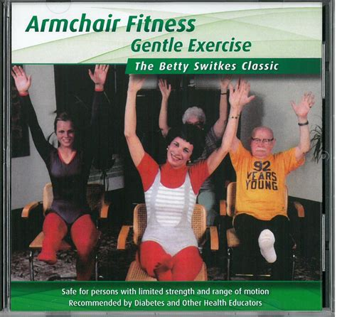 Armchair Fitness by Sea Bay Company Exercise