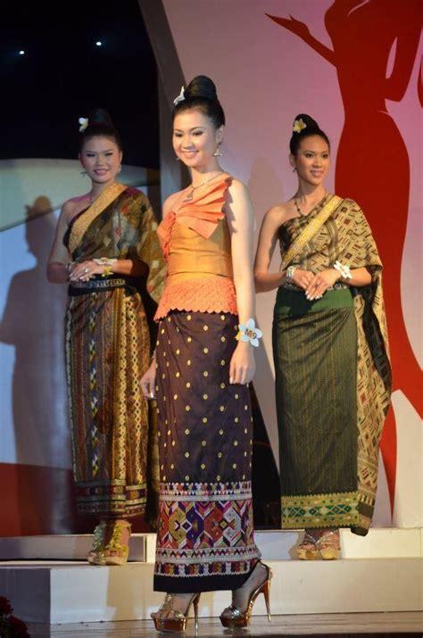 Dress Wanita Baju Bangkok Dress Bangkok Satin Dress Kerja 90 best images about lao sinh on traditional clothes silk clothing and silk