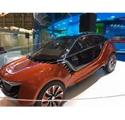 2016 Covestro Presents Eye Catching New Design Concept For Electric