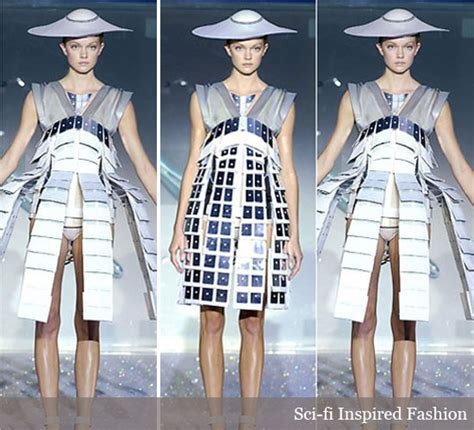 Hussein Chalayans Amazing Fashion And Technology Mix 2 by 86 Best Futuristic Clothing Sci Fi And Geometric Shapes