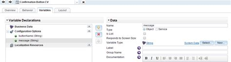 zf2 layout variables in view enterprise application integration confirmation dialog on