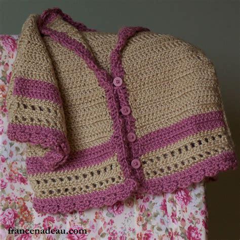 crochet sweater sweater nadeau