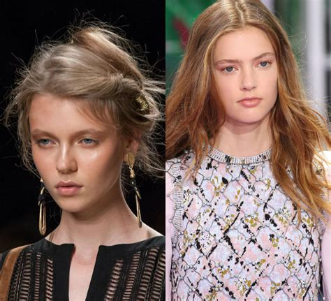 runway hair color 10 major hair color trends for 2017 you should see
