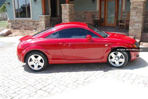 2001 audi tt coupe quattro 2001 audi tt coupe quattro 225hp