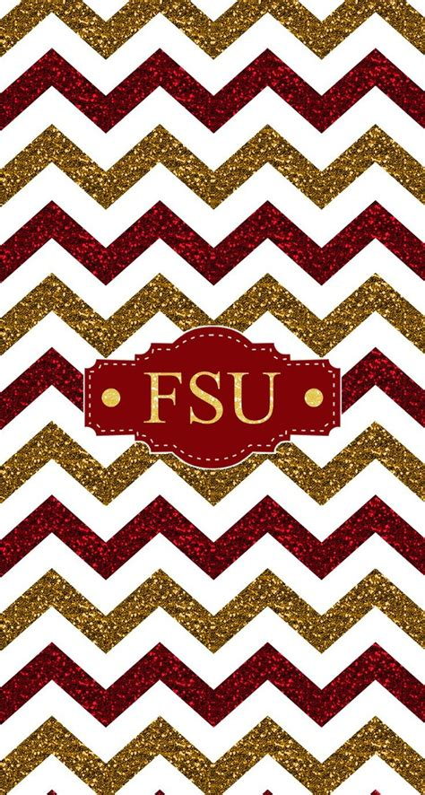 Glitter Wallpaper Mount Florida | florida state fsu glitter chevron monogram wallpaper made