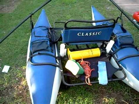 classic accessories cimarron pontoon boat manual inflatable fishing pontoon boat cimarron classic youtube