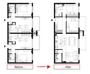Sq Ft by Three Sleek Apartments Under 1500 Square Feet From All In