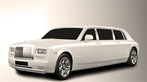 Rolls Royce Limo My Car