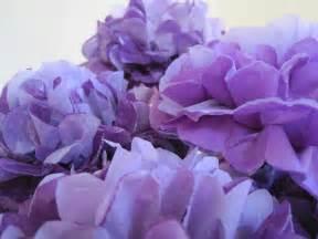 Making Flowers by Cassadiva How To Make Tissue Paper Flowers