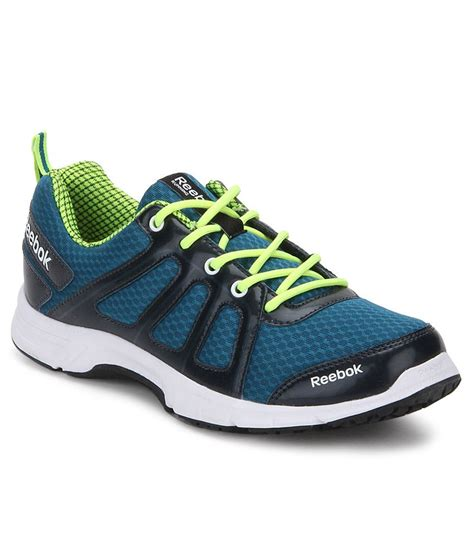 reebok shoes sports reebok blue sports shoes available at snapdeal for rs 2999