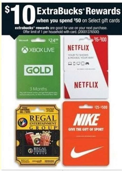 Who Has Gift Card Deals - netflix gift card deal at cvs ends today