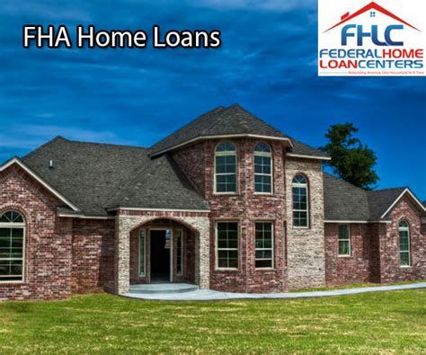 loan housing things you may not know about the fha home loan fhlc